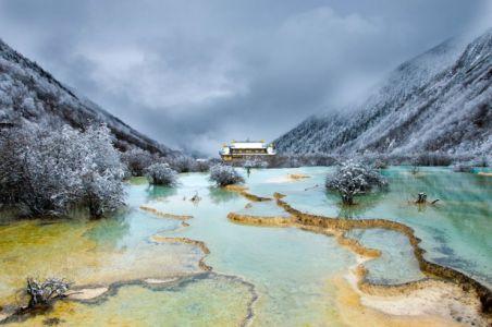 Huanglong, China