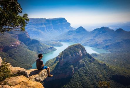 The Blyde River Canyon, Mpumalanga, South Africa