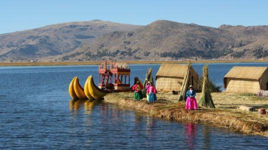 Tititcaca-Titicaca-Bolivia And Peru2