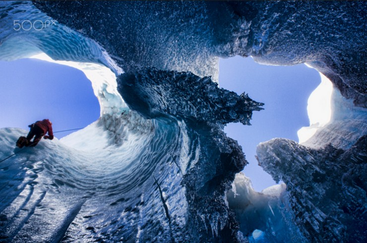 Mendenhall Ice Caves, USA2