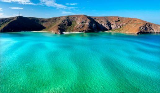 Puerto Balandra, Baja California Sur, Mexico
